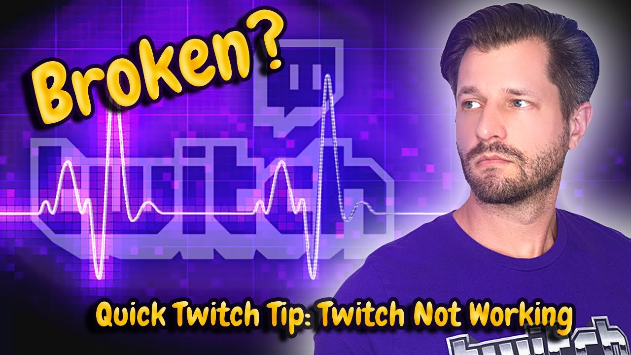 Your Twitch Stream Not Working?  Use This New Twitch Tool!