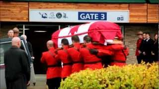 Regimental Funeral for Surrey RCMP Cst. Adrian Oliver