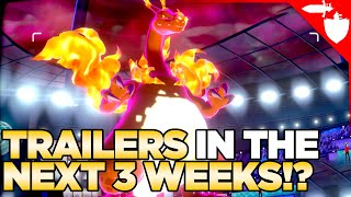 Starter Evolutions, Demo, or More Pokemon Sword & Shield Trailers?