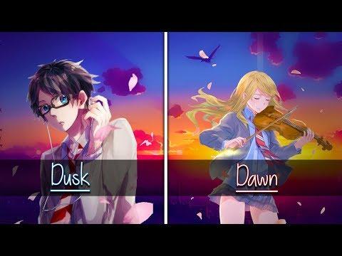Switching Vocals - Dusk Till Dawn [Nightcore]