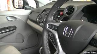 2013 Honda Insight Review - In Detail (720p HD)