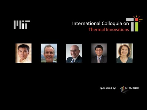 International Colloquia On Thermal Innovations: Battery Thermal Panel Discussion – June 17, 2020