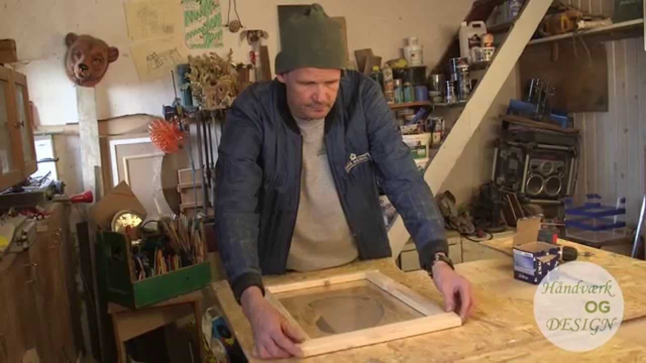 Usædvanlig HULEBYG: Sådan laver du en dør og et vindue på en nem måde - YouTube EF44