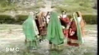 afghani pashto attan nice one