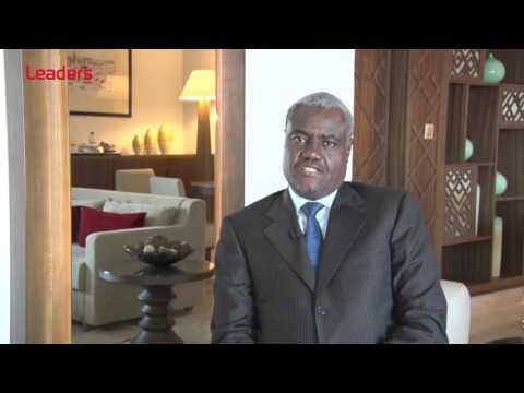 Moussa Faki Mahmat: Ministre tchadien des Affaires Etrangères et de l'intégration