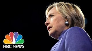 Hillary Clinton Comments on 'Overheating' at 9/11 Ceremony | NBC News