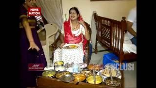 Serial Aur Cinema: Star-Cast of 'Pehredaar Piya Ki' enjoying lunch time