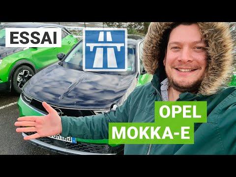 Essai Opel Mokka-e : sa consommation sur autoroute va vous étonner !
