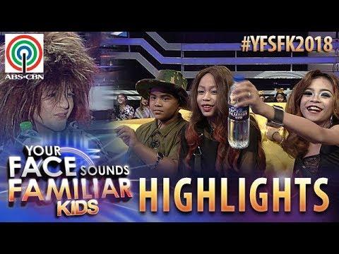 YFSF Kids 2018 Highlights: TNT Boys, Naghanda Ng Tubig Para Kay Marco