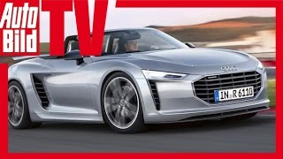 Insider: Audi R6 -  der neue Mittelmotor-Sportwagen (2016)