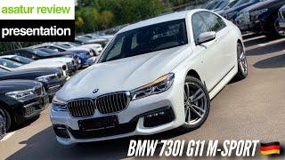 BMW 730i G11 M-sport