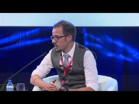 Bitcoin and Cryptocurrencies - ArabNet Digital Summit 2014
