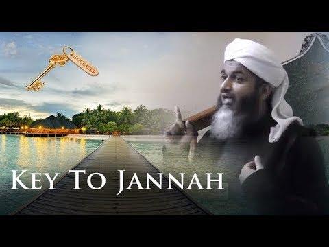 Key to Jannah by Shaykh Hasan Ali