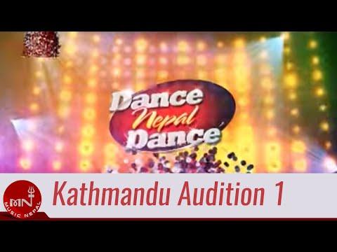 Dance Nepal Dance Kathmandu Audition 1