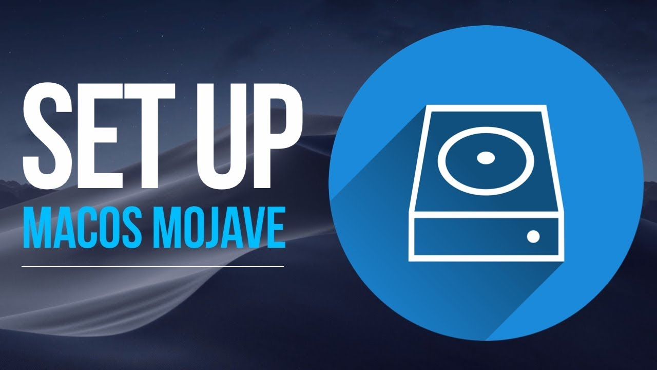 How to Format your External Hard Drive in macOS Mojave | Set Up to work on  Mac
