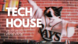 MIX TECH HOUSE 2020 # 10 (James Hype, SOSA, Rebuke, Eric Prydz, Crystal Waters ...)
