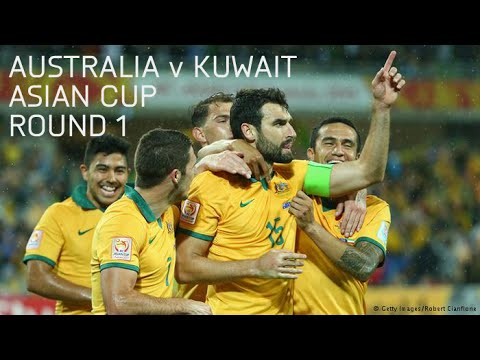 Australia v Kuwait - 2015 Asian Cup Round 1 - Full Match