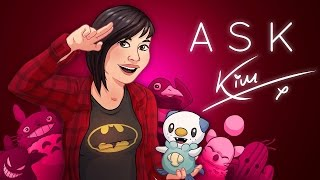 ASK KIM! Ghost Stories, Horror & Music!