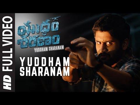 Yuddham Sharanam Title Song Lyrics From Yudham Sharanam