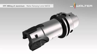 Walter Tools milling Skytec M2131 ramping milling cutter: Focus on the Tool