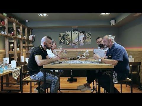Juego de cartas: restaurante con más personalidad (Bilbao)