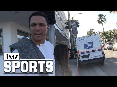 Tony Gonzalez -- I'm Cool With Gates Breaking My Record ... And So Is My Hot Wife   TMZ Sports