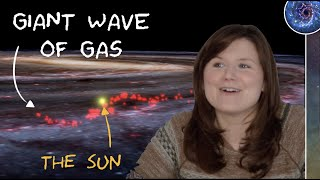 Download Lagu The giant wave of gas discovered near the Sun in the Milky Way | The Radcliffe Wave mp3