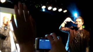 The Wanted - Lightning @ Future Hits Live Video