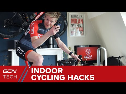 Indoor Cycling Hacks | GCN Tech Monday Maintenance