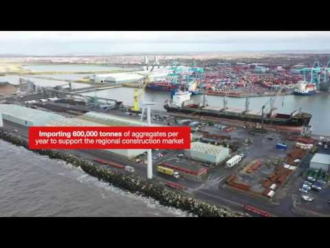 Port of Liverpool  - Providing Customer Centric Solutions