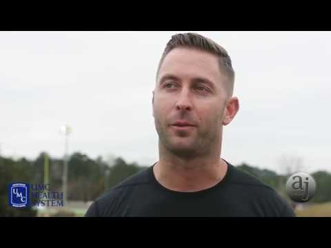 Kliff Kingsbury talks about Day 2 practice