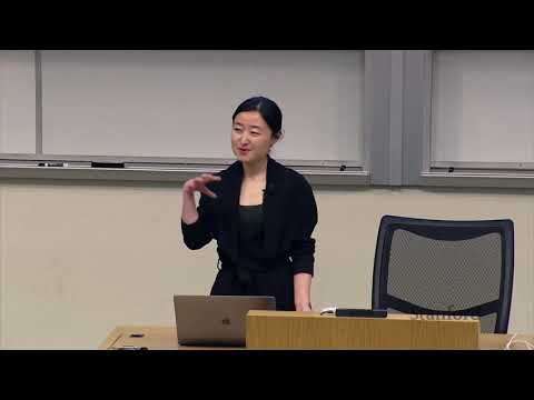 Stanford Seminar - Morphing Matter, a Materialized Interface