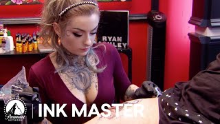 Best of Ryan Ashley Malarkey (Compilation) | Ink Master