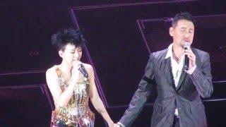 孫燕姿 Stefanie Sun - 張學友(你最珍貴+她來聽我的演唱會) - 2014 克卜勒世界巡迴演唱會 thumbnail