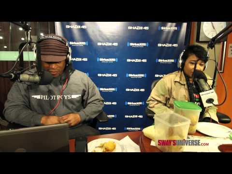Jean Grae Performs Live on Sway in the Morning