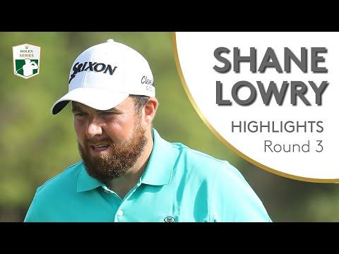 Shane Lowry Highlights | Round 3 | 2019 Abu Dhabi HSBC Championship