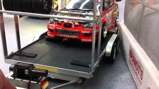 Scale rc Trailer FPR and TDC
