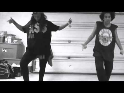 Princeton And Lia Dominique Dancing To 2 On By Tinashe
