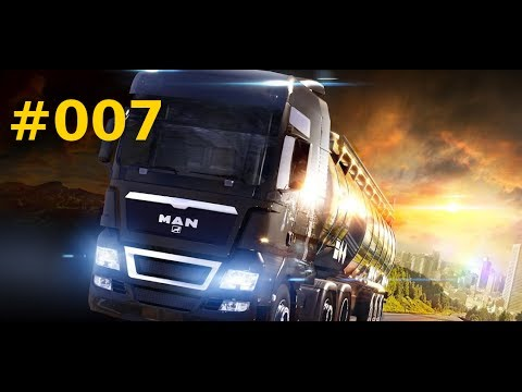 Let's Play Euro Truck Simulator 2 #007 - endlich der 400000€ Kredit - [HD+][G27][Deutsch]