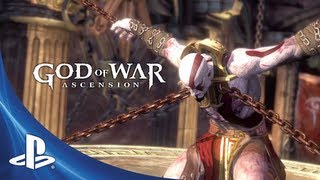God of War: Ascension Launch Trailer