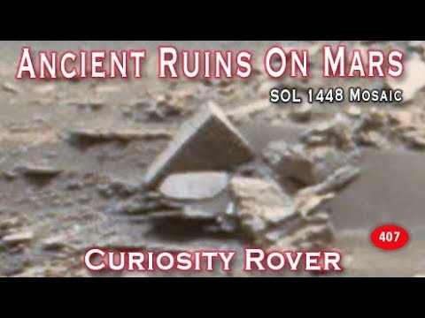 Ancient Ruins On Mars Found By Curiosity Rover 2018