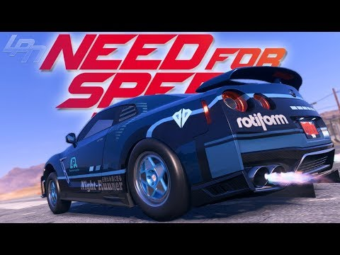 Vasilev's Nissan GT-R R35 Fundort! -  NEED FOR SPEED PAYBACK   Lets Play NFS