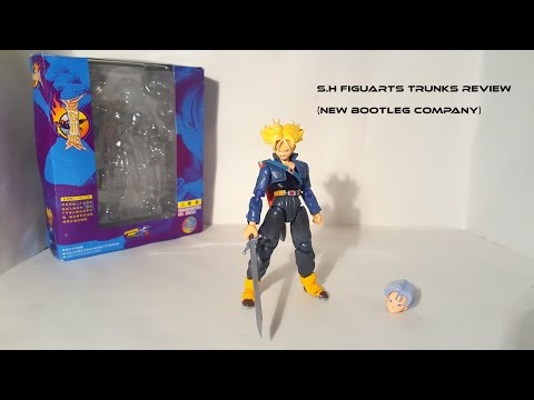 Figuarts Trunks (Bootleg) Review