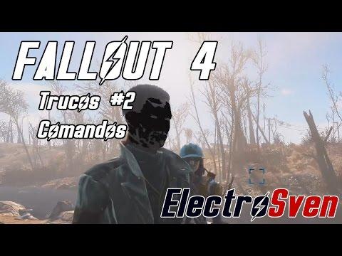 Fallout 4 - Trucos 2 - Comandos, todos los importantes y bien explicados !