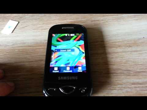 Samsung B3410 Remove Phone Lock