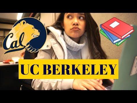FOLLOW ME AROUND COLLEGE! (UC Berkeley) | Kayla Pimentel