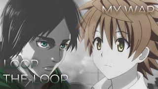 Download My War x Loop-the-Loop | Mashup of Attack on Titan: The Final Season, Motto To Love-Ru