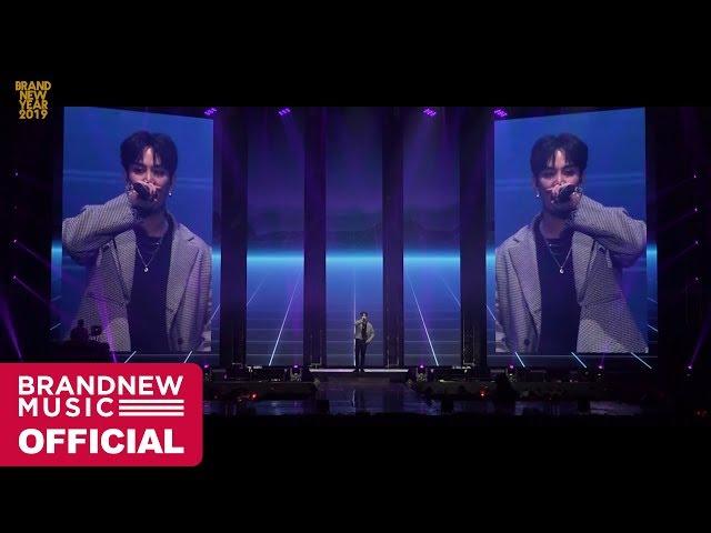 [BRANDNEW YEAR 2019] 칸토 (KANTO) '갑자기 + 시큰둥 (Salty) + 말만해 (What You Want)' LIVE CLIP
