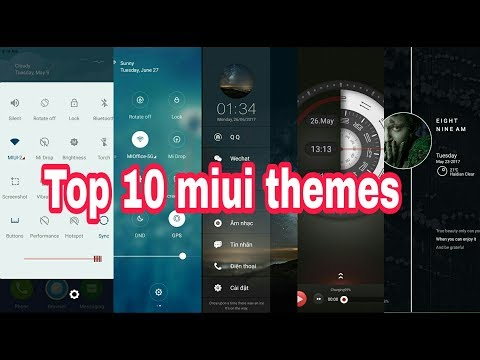 Best miui 8 themes  July 2017 - Samir Mahure