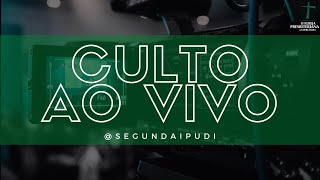 Culto de Celebração - 22/11/2020 - Pb. Jefferson Souza (17h)